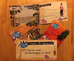 Secret Surf Travel Katalog auf dem Postweg