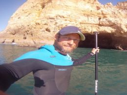SUP Adventure Reise Portugal - 10.11.2016 bis 30.02.2017